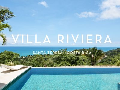 Photo for Villa Riviera by Night: Luxury and Nature in Santa Teresa