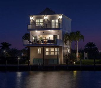 Photo for 3 Story Amazing Home on the Water with Dock