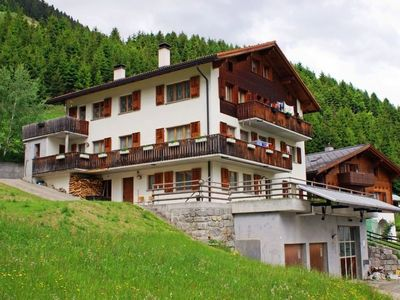Photo for 2BR Apartment Vacation Rental in Disentis/Mustér