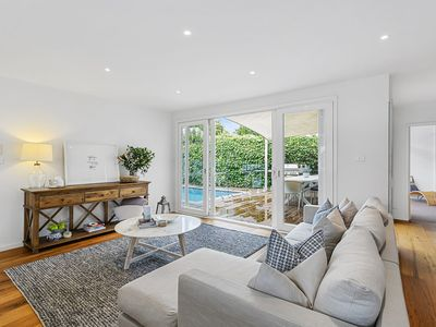 Photo for Chic Beach House with Pool - 500m to South Beach - Mount Martha