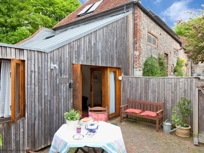 Photo for Monks Granary Barn - West Dean, Seaford, East Dean