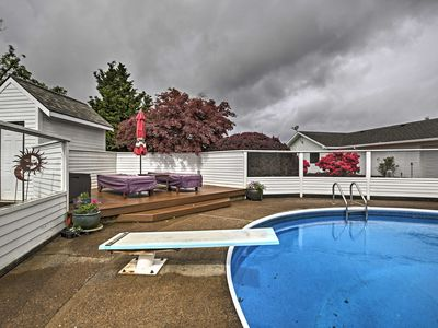 Photo for McMinnville Home w/ Patio & Pool Near Downtown