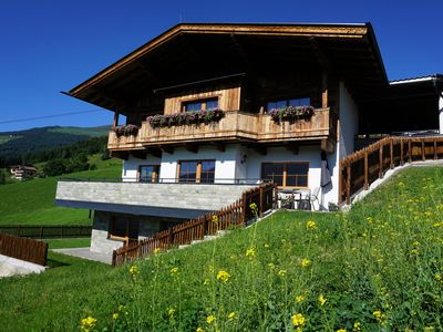 Photo for Directly in the skiing and hiking area of the Zillertal Arena