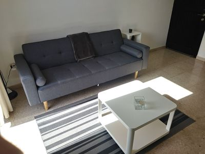 Photo for Xenia's Apartment (Sleeps 3,Common Pool, Near Sea)