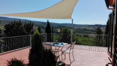 Photo for 2BR Farmhouse Vacation Rental in vinci