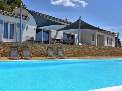 Photo for Villa Pool Sea View Var