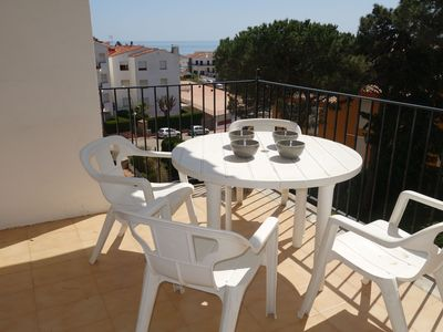 Photo for FANTASTIC 3 BEEDROOM APARTMENT IN THE CENTER OF CALELLA DE PALAFRUGELL