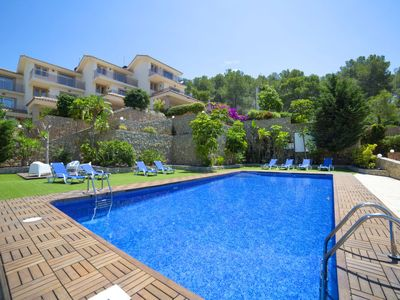 Photo for Vacation home Aire Alegre in Calpe/Calp - 4 persons, 2 bedrooms