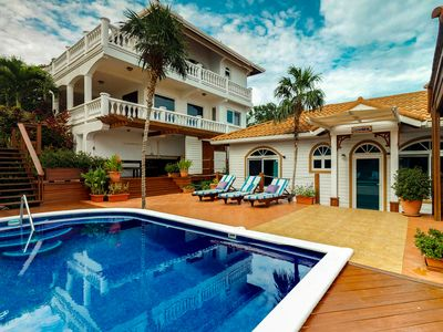 Photo for Luxury Villas for Large Groups featuring Private Pool, Ocean Views, near Beach