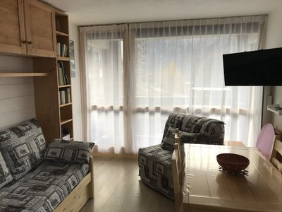 Photo for Apartments 4/5 people 4 crystals Paradiski in Peysey-Vallandry - Les Arcs