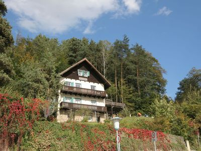 Photo for Lovely holiday home with sauna and views over the Ossiachersee!