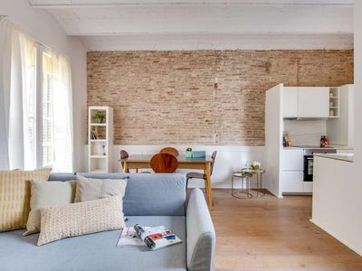 Photo for Stylish design 1 bed in the heart of Gracia