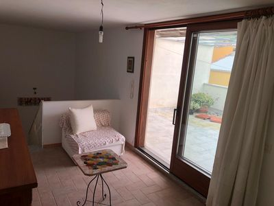 """Photo for Charming Apartment """"Casa Luisa"""" with Terrace; Street Parking Available, Pets Allowed Upon Request"""