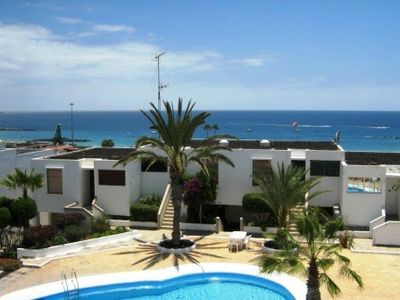 Photo for AZAHARA 3. FANTASTIC MODERN APT, BEST LOCATION OVERLOOKS LAS VISTAS BEACH.
