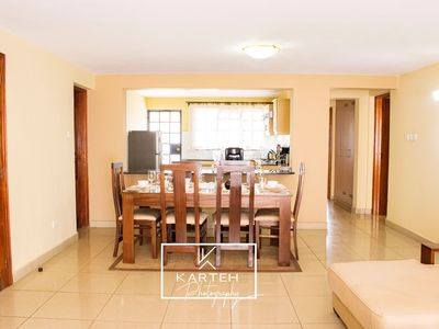 Photo for Magnolia Suites - 2 Bedroom Apartments near The Junction Riara - Kilimani