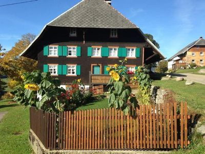Photo for Apartment Bernau for 4 - 6 people with 3 bedrooms - Historic Building