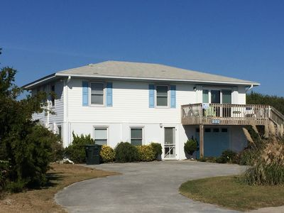 Photo for Seafoam- classic beach house walking distance to restaurants & shops- sleeps 11