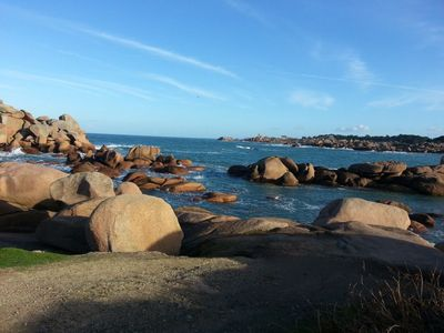 Photo for unit_1388207 --- Perros Guirec. Nice sea view and very good orientation