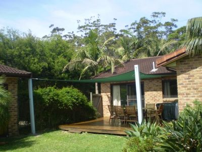 Photo for 75 River Rd - Tabourie Hideaway
