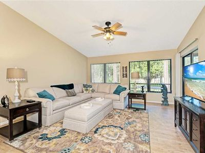 Photo for Village des Pins 3645, 2 Bedrooms, Pool Access, WiFi, Hot Tub, Sleeps 4