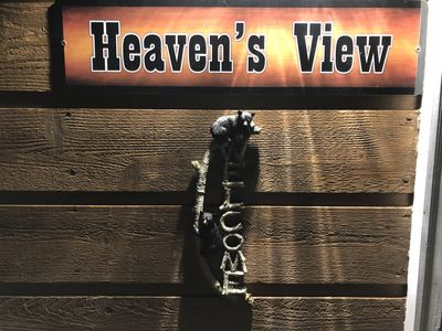 Photo for Heaven's View Cabin} Awesome Views Of The Smokys!!