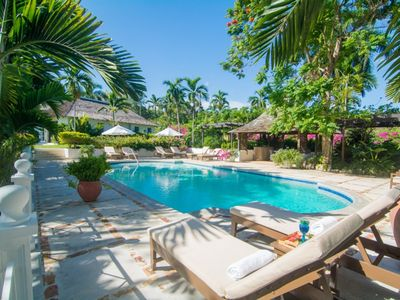 Photo for Almond Hill Villa Jamaica - Luxury 4 Bedroom Villa in Montego Bay w/private pool