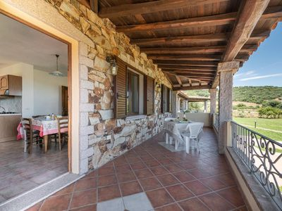 Photo for Holiday apartment Siniscola for 4 - 6 persons with 2 bedrooms - Holiday apartment in a villa