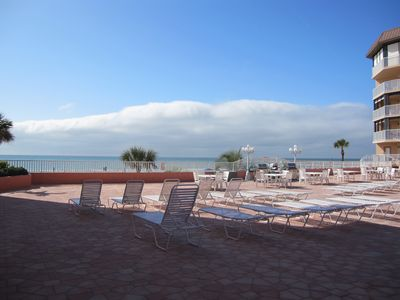 Photo for Baby Friendly Luxury 3 Bedroom, 2 Bathroom Condo With Walk-Out To Pool