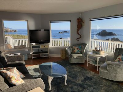 Photo for Oceans Edge-Beach Front Vacation Home