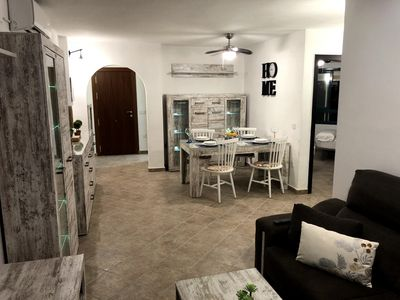 Photo for A886 - Cool apartment close to the beach