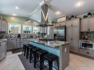 Photo for The Perfect Home for Large Groups and Families
