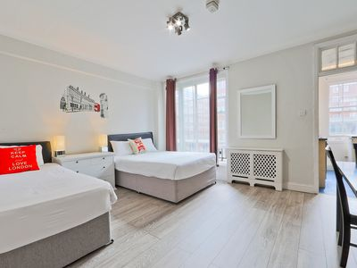 Photo for Cosy Studio Marble Arch