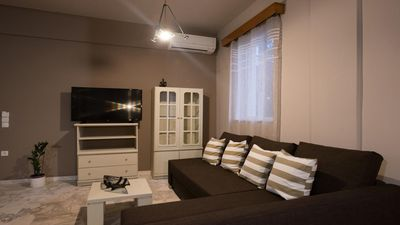 Photo for Periplous 2-bedroom apartment