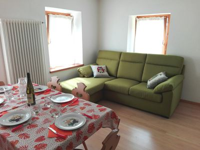 Photo for 7home - Apartment in Auronzo - Dolomites