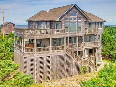 Photo for Conveniently Located. Oceanview, Avon w/ Elevator, Cmty Pool, Hot Tub, Game Room