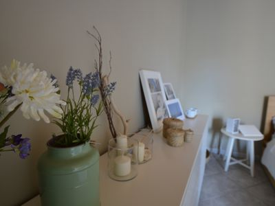 Photo for 'casa cultura e mare' apartments in the historical center, spacious and bright