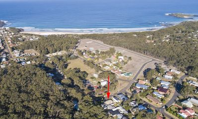Photo for Coastal Cottage walking distance to Manyana beach sleeping 7 and has air-cond.