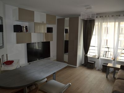Photo for 1BR Apartment Vacation Rental in charenton