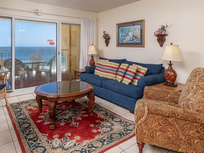 Photo for GULF FRONT 2 Bedroom at Driftwood Towers! *2020 Specials*