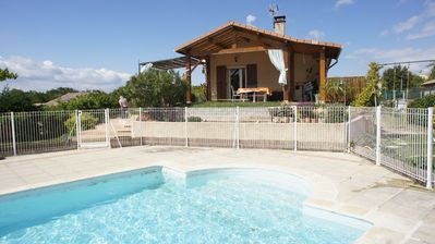 Photo for Villa with pool 6-8 sleeps, in the Drome