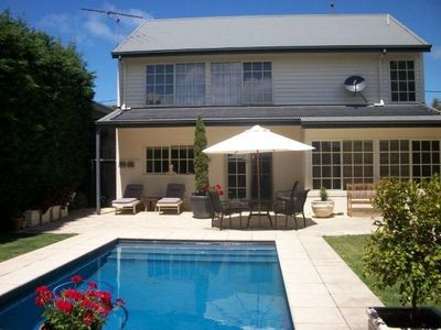 Photo for POOL - CENTRAL TORQUAY - HOLIDAY RENTAL (T339)