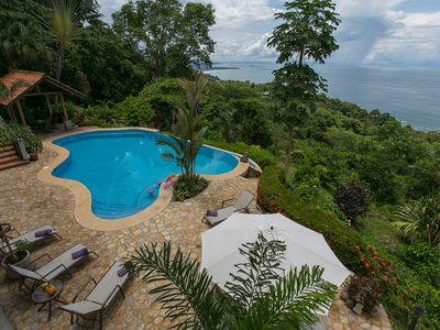 Photo for Magnificent & Palatial Tropical Villa with Commanding Views