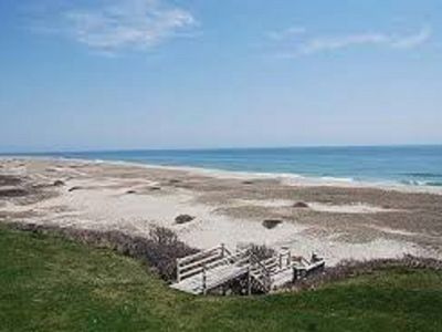 Photo for LUXURY OCEANFRONT ESTATE!  Steps to your own private beach!  Recently renovated!