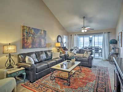 Photo for Lavish Branson Penthouse by 76 Strip & Outlet Mall