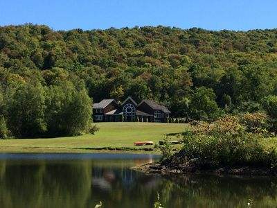 Photo for Willow House - Your Country Home At The Stream's Edge in the Catskills