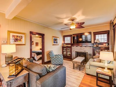 Photo for ✶4BR✶ Dog Friendly✶ Mtn Retreat with Gym!