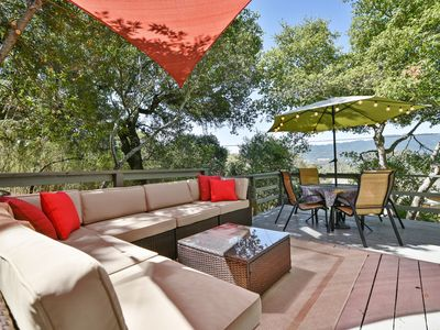 Photo for Extend Your Stay in Sonoma - 1 Month+ Fully Furnished Retreat w/ Mountain Views