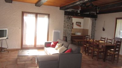 Photo for Chalet BALMETTE 87m2 in peace and close ski resorts 8 or 16 beds
