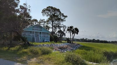 Photo for The most picturesque lot on Fripp Island