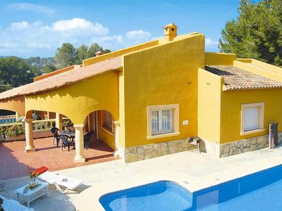 Photo for Holiday homes Casas Frutas, Javea  in Um Valencia - 6 persons, 3 bedrooms